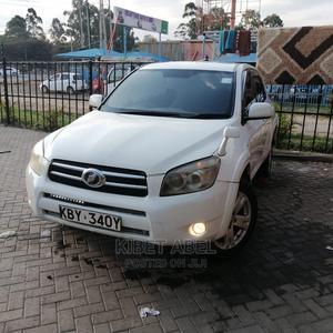 Toyota RAV4 2007 White   Cars for sale in Nairobi, Karen
