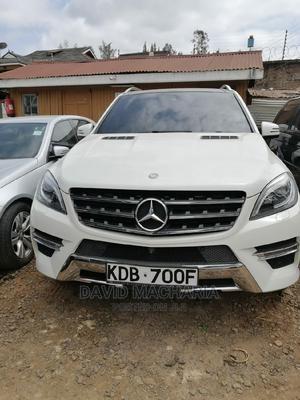 Mercedes-Benz M Class 2014 White | Cars for sale in Nairobi, Parklands/Highridge