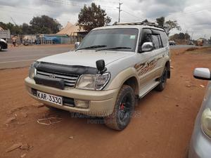 Toyota Land Cruiser Prado 2001 3.0 D-4d 5dr Silver   Cars for sale in Nairobi, Nairobi Central