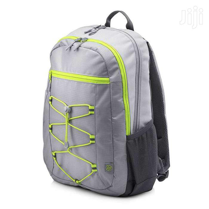 HP 15.6-inch Active Laptop Backpack Grey – 1LU23AA