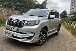 Toyota Land Cruiser Prado 2011 Silver | Cars for sale in Nairobi, Woodley/Kenyatta Golf Course