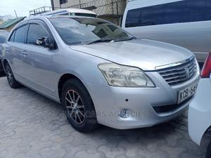 Toyota Premio 2010 Silver | Cars for sale in Mombasa, Kizingo