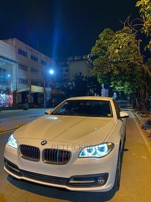 BMW 520i 2014 White | Cars for sale in Nairobi, Nairobi Central