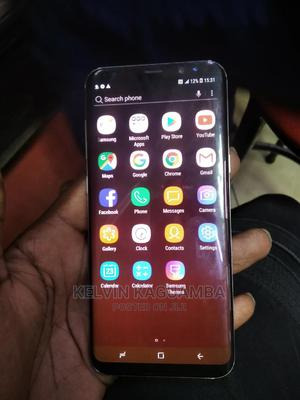Samsung Galaxy S8 Plus 64 GB Gold   Mobile Phones for sale in Nairobi, Nairobi Central