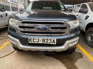 Ford Everest 2016 Blue   Cars for sale in Nairobi, Kilimani