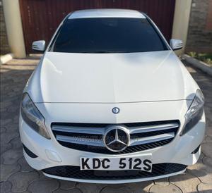Mercedes-Benz A-Class 2014 White | Cars for sale in Mombasa, Mvita