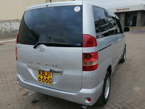 Toyota Noah 2005 Silver   Cars for sale in Nairobi, Makadara
