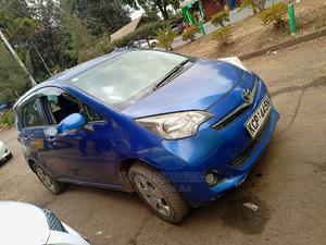 Toyota Ractis 2011 Blue   Cars for sale in Nairobi, Ngara