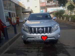 Toyota Land Cruiser Prado 2013 Silver | Cars for sale in Nairobi, Jamhuri