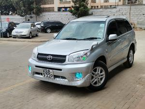 Toyota RAV4 2003 Automatic Silver   Cars for sale in Nairobi, Nairobi Central