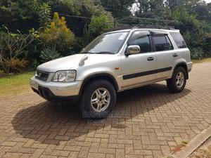 Honda CR-V 2000 2.0 Silver   Cars for sale in Nairobi, Karen