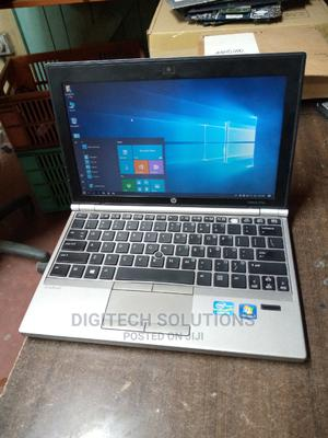 Laptop HP EliteBook 2170P 4GB Intel Core I5 HDD 320GB | Laptops & Computers for sale in Nairobi, Embakasi