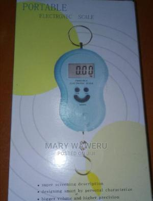 Blue 50kgs Digital Hanging Scale | Store Equipment for sale in Nairobi, Nairobi Central