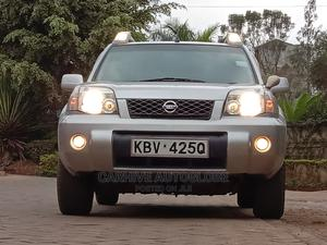 Nissan X-Trail 2007 2.0 Comfort Silver | Cars for sale in Nairobi, Ridgeways