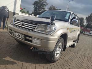 Toyota Land Cruiser Prado 2002 Silver | Cars for sale in Nairobi, Nairobi Central
