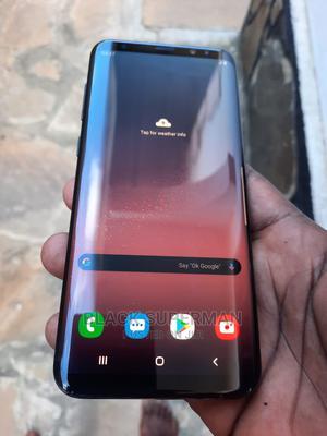 Samsung Galaxy S8 Plus 64 GB Black   Mobile Phones for sale in Mombasa, Tononoka