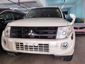 Mitsubishi Shogun 2014 White   Cars for sale in Mombasa, Mombasa CBD