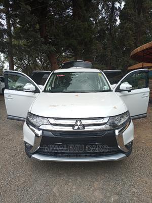 Mitsubishi Outlander 2016 White | Cars for sale in Nairobi, Lavington