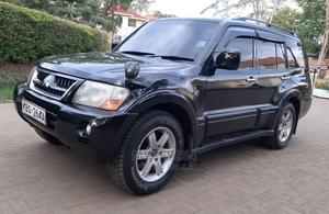 Mitsubishi Shogun 2004 Black   Cars for sale in Nairobi, Kilimani