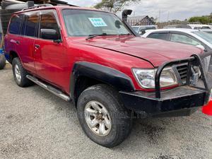 Nissan Patrol 1998 GR Wagon Red   Cars for sale in Kajiado, Ongata Rongai
