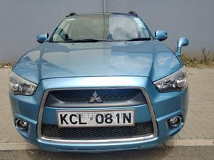 Mitsubishi RVR 2010 Blue | Cars for sale in Nairobi, Nairobi Central