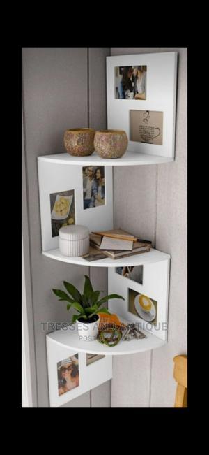 Fancy Corner Shelves   Furniture for sale in Nairobi, Kasarani