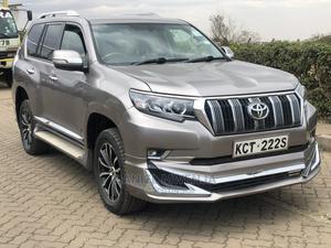 Toyota Land Cruiser Prado 2011 Gray   Cars for sale in Nairobi, Langata