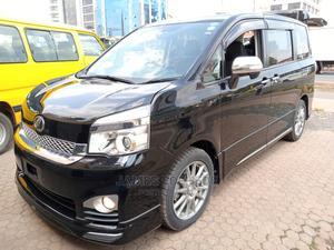 Toyota Voxy 2013 Black | Cars for sale in Nairobi, Kilimani
