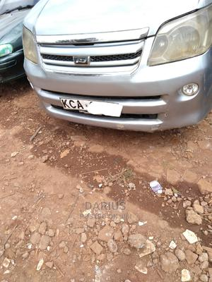 Toyota Noah 2006 2.0 FWD (8 Seater) Gray   Cars for sale in Nairobi, Nairobi Central