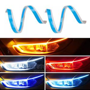 2pcs LED Strip Turn Signal Daytime Lights | Vehicle Parts & Accessories for sale in Nairobi, Nairobi Central