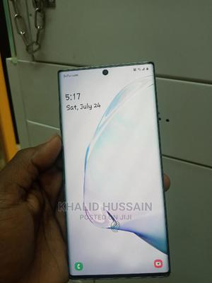 Samsung Galaxy Note 10 Plus 256 GB Silver   Mobile Phones for sale in Nairobi, Nairobi Central