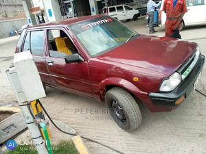 Toyota Starlet 1992 Red   Cars for sale in Nairobi, Donholm