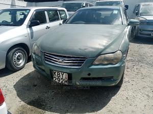 Toyota Mark X 2009 Green | Cars for sale in Mombasa, Mombasa CBD