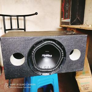 """Sony Xplod 1800w Deep Bass Speaker 12"""" With Cabinet 