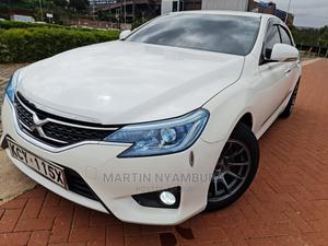 Toyota Mark X 2013 2.5 RWD White | Cars for sale in Nairobi, Ridgeways