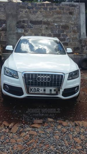 Audi Q5 2011 2.0 TDI Automatic White | Cars for sale in Nairobi, Woodley/Kenyatta Golf Course