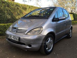 Mercedes-Benz A-Class 2001 Gray | Cars for sale in Nairobi, Kilimani