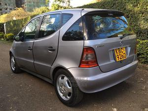 Mercedes-Benz A-Class 2001 Gray   Cars for sale in Nairobi, Kilimani