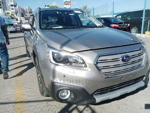 Subaru Outback 2014 Gold | Cars for sale in Mombasa, Mombasa CBD