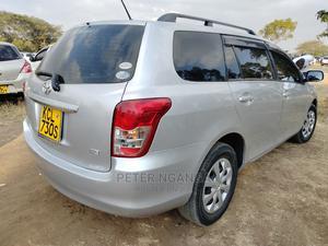 Toyota Fielder 2010 Silver   Cars for sale in Nairobi, Nairobi Central