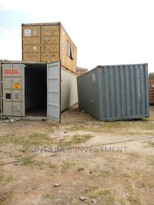 Empty Shipping Container   Manufacturing Materials for sale in Nairobi, Nairobi Central
