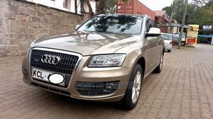 Audi Q5 2011 Beige   Cars for sale in Nairobi, Kilimani