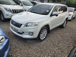 Toyota Vanguard 2013 White | Cars for sale in Nairobi, Kilimani