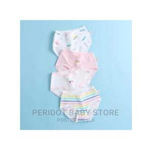 4pcs Set Kids Girls Underwear Panties Cotton Brief | Children's Clothing for sale in Kajiado, Ongata Rongai
