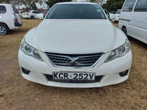 Toyota Mark X 2011 White   Cars for sale in Nairobi, Nairobi Central