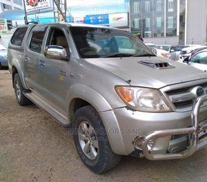 Toyota Hilux 2008 Silver   Cars for sale in Nairobi, Parklands/Highridge