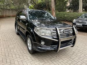 Toyota Fortuner 2012 Black   Cars for sale in Nairobi, Kilimani