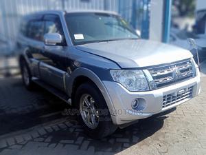 Mitsubishi Shogun 2014 Silver   Cars for sale in Mombasa, Mombasa CBD