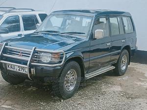 Mitsubishi Pajero 2006 Super Exceed Green | Cars for sale in Nairobi, Karen