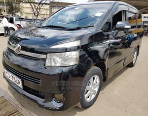Toyota Voxy 2009 Black   Cars for sale in Nairobi, Nairobi Central